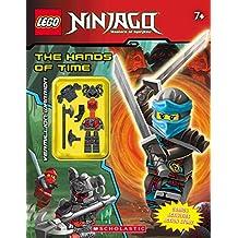 LEGO Ninjago: Activity Book with Minifigure