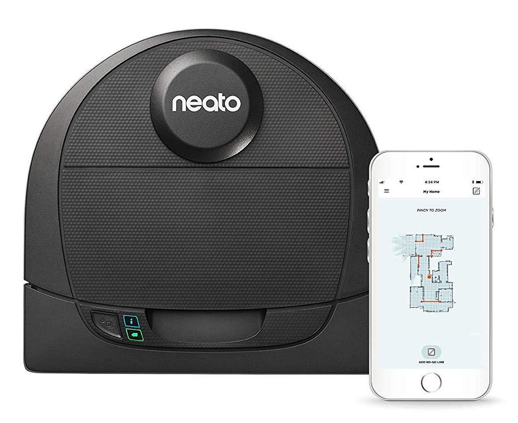 Neato Botvac D4 Connect Blk by Neato Robotics