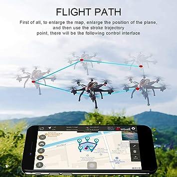 Lily Modo de Seguimiento Inteligente, giroscopio de 6 Ejes, avión ...