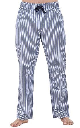 4494e30c3c Ex Highstreet Mens Cotton Striped Pj Bottoms Nightwear Pyjama Lounge Wear