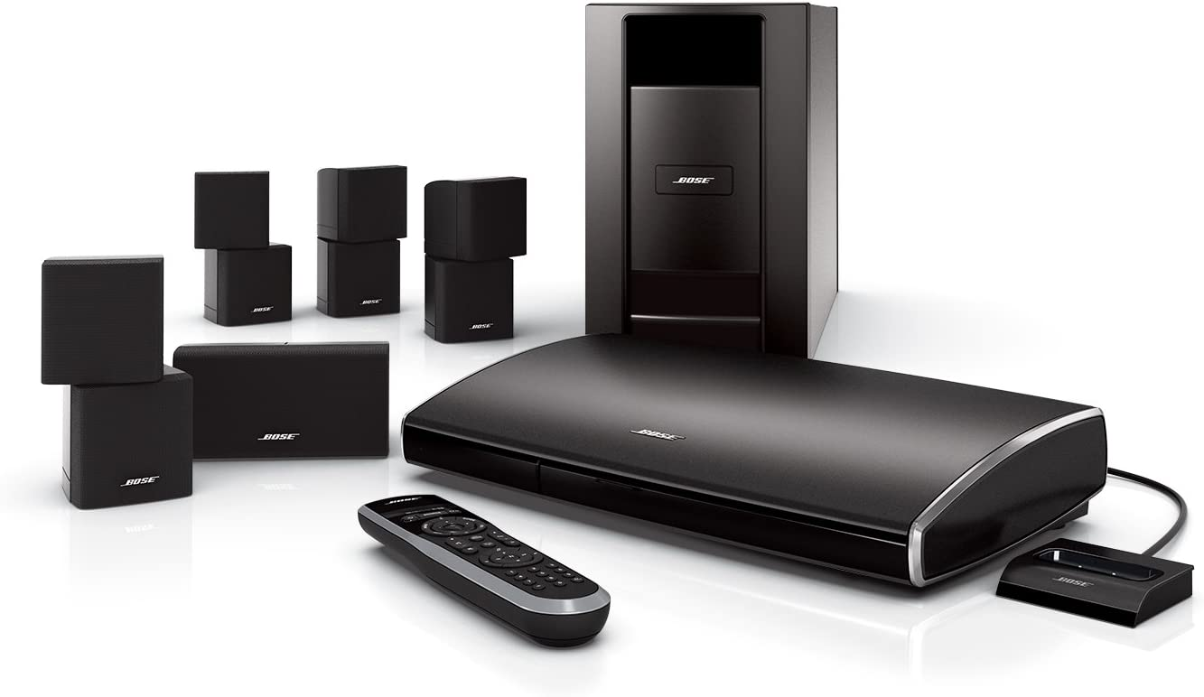 Bose Lifestyle V25 Home Theater System