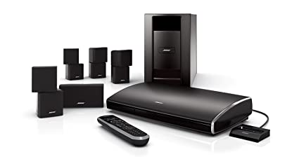 Bose lifestyle 12 home theater system series ii.