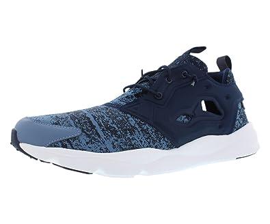 f3a8f3dabd17 Reebok Furylite Jacquard Print Casual Men s Shoes Size 8