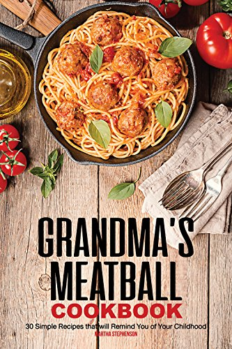 Buffalo Sauce Recipes (Grandma's Meatball Cookbook: 30 Simple Recipes that will Remind You of Your Childhood)