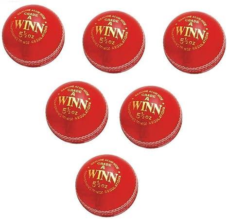CW – Pelota de cricket (piel