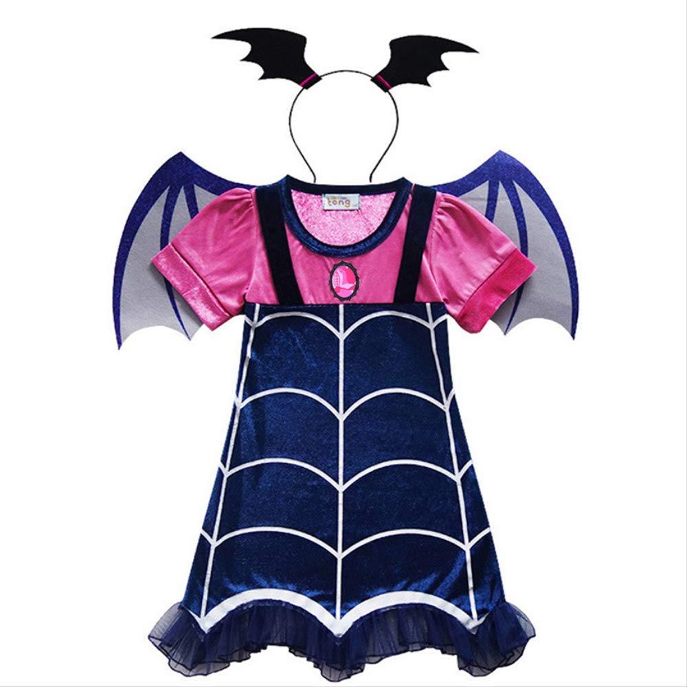 OPM Disfraces de Halloween niños Vampiro, Cosplay niñas Vestidos ...