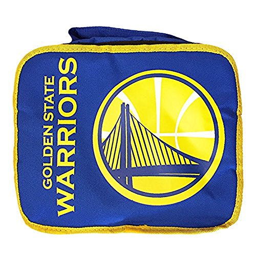 Officially Licensed NBA Golden State Warriors Sacked Lunch Cooler]()