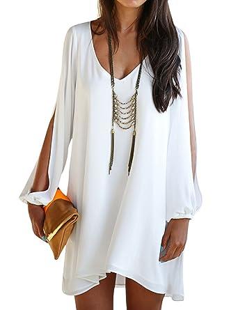 Robe tunique femme fluide
