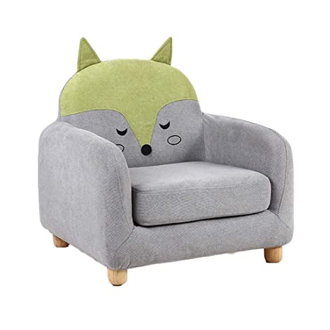 Amazon.com: Sofás para niños, silla tapizada para niños ...