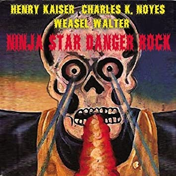 Ninja Star Danger Rock