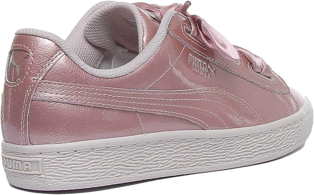PUMA 366035 03, Mädchen Sneaker Rose GoldRose GoldOatmeal