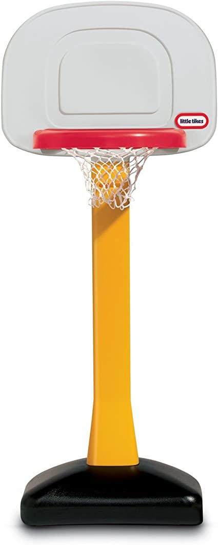 Amazon.com: Little Tikes – totsports Juego de baloncesto ...