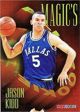 013ff113bcb7 1994 95 Hoops Magic s All Rookie  FAR-2 Jason Kidd Rookie Future Hall