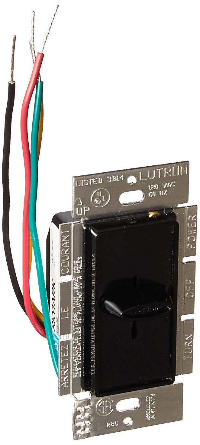Lutron SFS-5E-BL Electrical Distribution Product Black