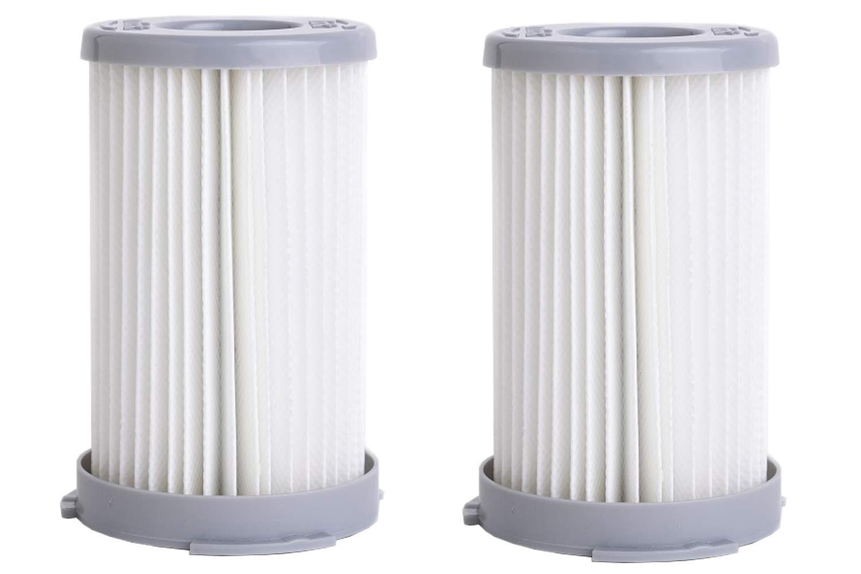 Confezione da 2. Filtri HEPA a cartuccia per gli aspirapolveri Electrolux, AEG (alternativa a EF75B, 9001959494, AEF75B, F 120). Prodotto genuino da Green Label