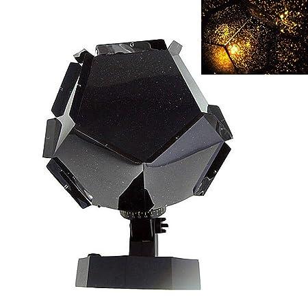 Estrella Noche Luz Proyector, Deslumbrante Brillante LED Noche ...