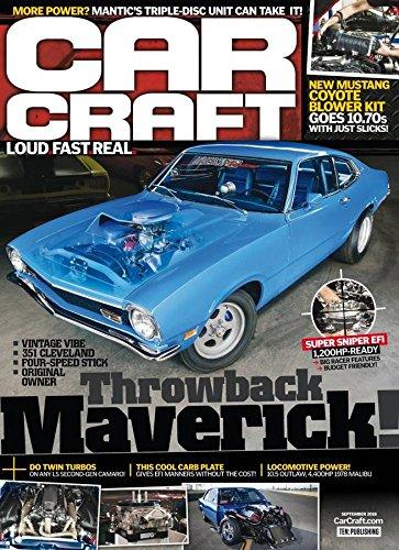 Magazines : Car Craft