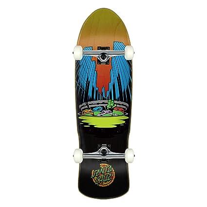 Amazon.com: Santa Cruz - Monopatín con diseño de Tortugas ...