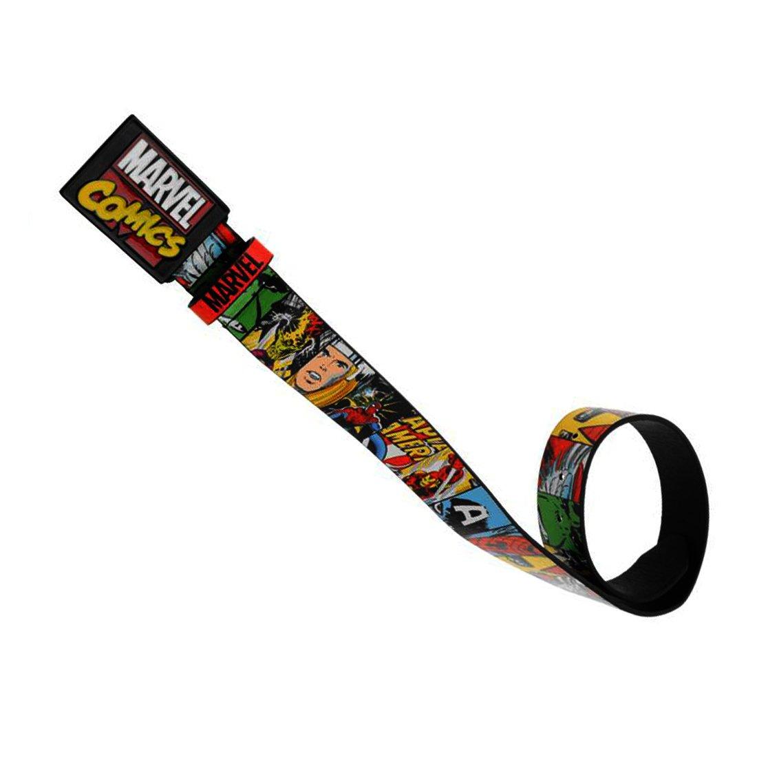 Marvel Comics Junior Ceinture Superhero licence Imprimé pour enfant Hulk  Spiderman Captain America Boucle en métal Cuir Construction - Multicolore -  7-13 ... 769ecdddb0f