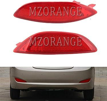 New Driver Side Rear Reflector FOR 2007 2008 2009 Hyundai Sonata