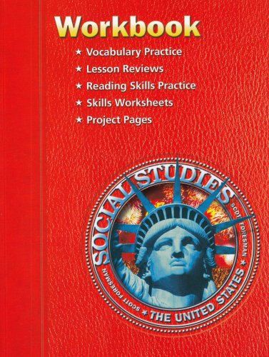SS05 WORKBOOK GRADE 5 THE UNITED STATES