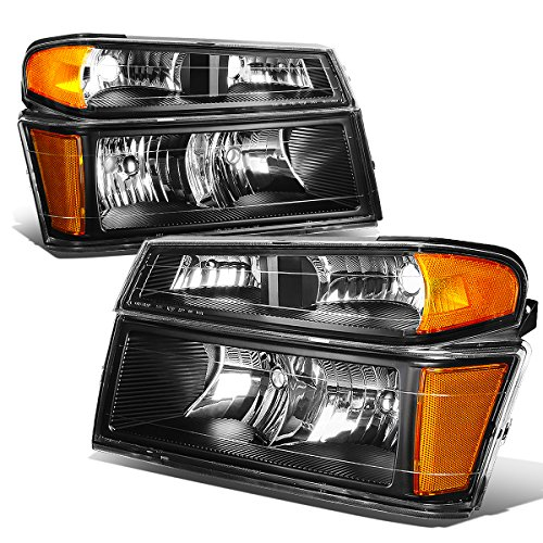 04 gmc canyon headlight assembly - 6