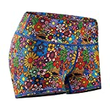 """Best Crossfit Shorts - Tough Mode Womens 3"""" Compression WOD Athletic Shorts Review"""