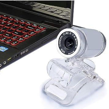 Cebbay Cámara Web de eliminación USB 50MP 145cm HD para PC PC portátil Compatible con Windows 2000 / XP / win7 / win8 / Vista 32bit (Plata): Amazon.es: ...