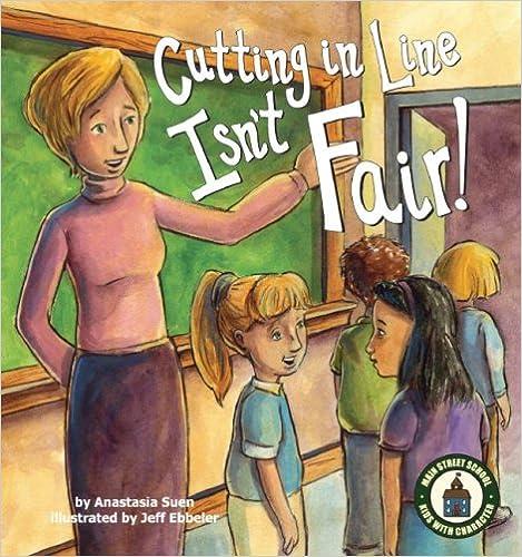 Download online Cutting in Line Isn't Fair (Main Street School) (Main Street School) PDF, azw (Kindle)