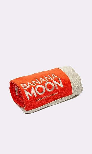 Banana Moon Naranja Toalla de playa Towely Lanza: Amazon.es: Ropa y accesorios