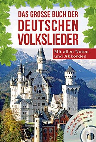 Das große Buch der deutschen Volkslieder: Alle Lieder und Noten Gebundenes Buch – 5. August 2009 Ludwig Richter 3868034153 UA9783868034158 Musik / Liederbücher