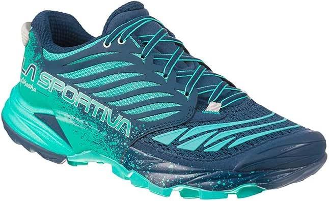 LA SPORTIVA Akasha Woman, Zapatillas de Trail Running para Mujer: Amazon.es: Zapatos y complementos