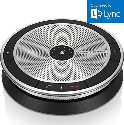 SP10ML - SENNHEISER SP10ML Portable Speakerphone USB Lync Sennheiser SP 10 ML Conference Call Speakerphone ?Çö VoIP Supply