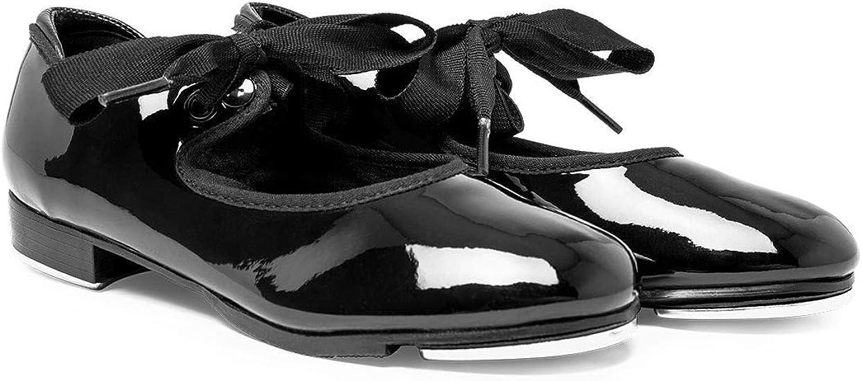 Capezio Girls Shuffle Tap Shoe (356C