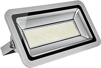 Foco LED 500W Blanco frío 6500K /Blanco cálido 3500K, Proyector ...