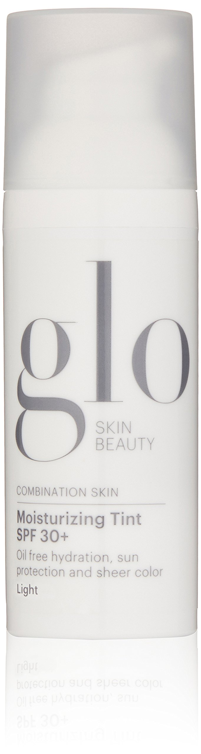 Glo Skin Beauty Moisturizing Tint SPF 30+ in Light   Tinted Face Moisturizer with Sunscreen   4 Shades, Dewy Finish