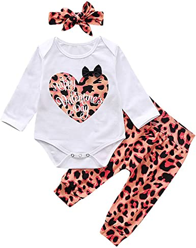 Newborn Infant Baby Boys Girls Letter Romper Jumpsuit Soft Casual Pajamas Clothes Outfits Gift for 0-18 Months
