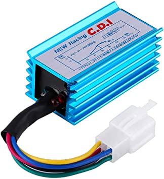 gy6 racing cdi wiring diagram ac amazon com triumilynn racing ac 5 pin cdi box fits 50cc 70cc 90cc  cdi box fits 50cc 70cc 90cc
