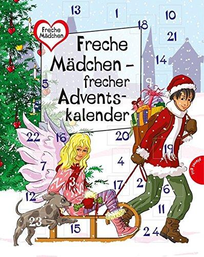 Freche Mädchen – freche Bücher!: Freche Mädchen – frecher Adventskalender