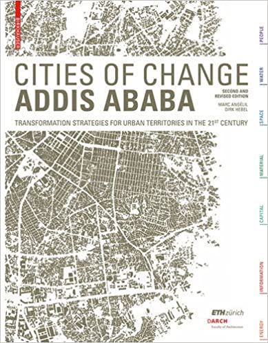 Book Cities of Change - Addis Ababa: Transformation Strategies for Urban Territories in the 21st Century