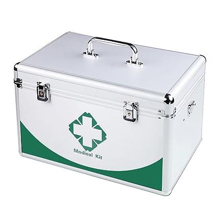 First aid kit XXGI Emergency Kit Medicine Box For Health