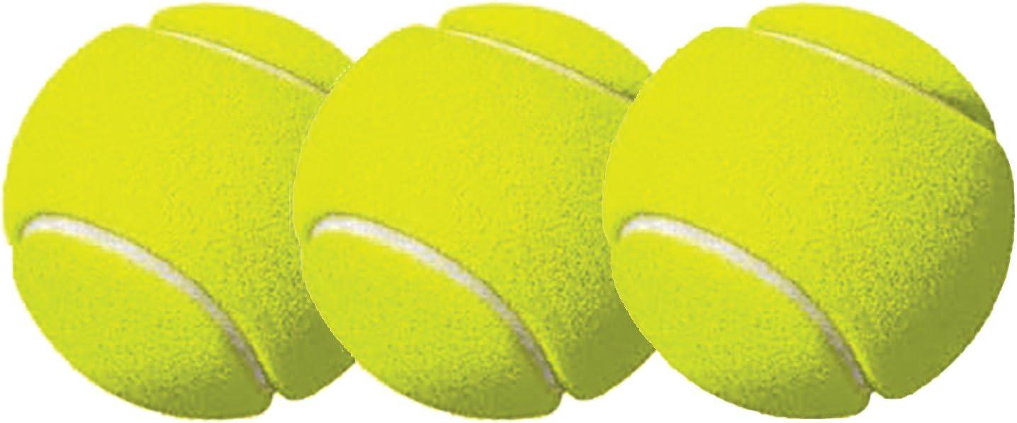 CHAMPION SPORTS Tennis Balls 3/Pezzi