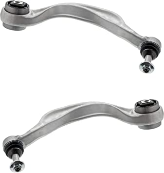 Mevotech Front Lower Forward Suspension Control Arm and Ball Joint Assembly Set