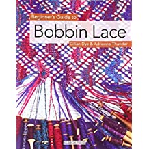 Search Press Books Beginner's Guide to Bobbin Lace