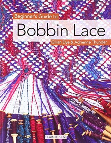 Search Press Books Beginner's Guide to Bobbin Lace