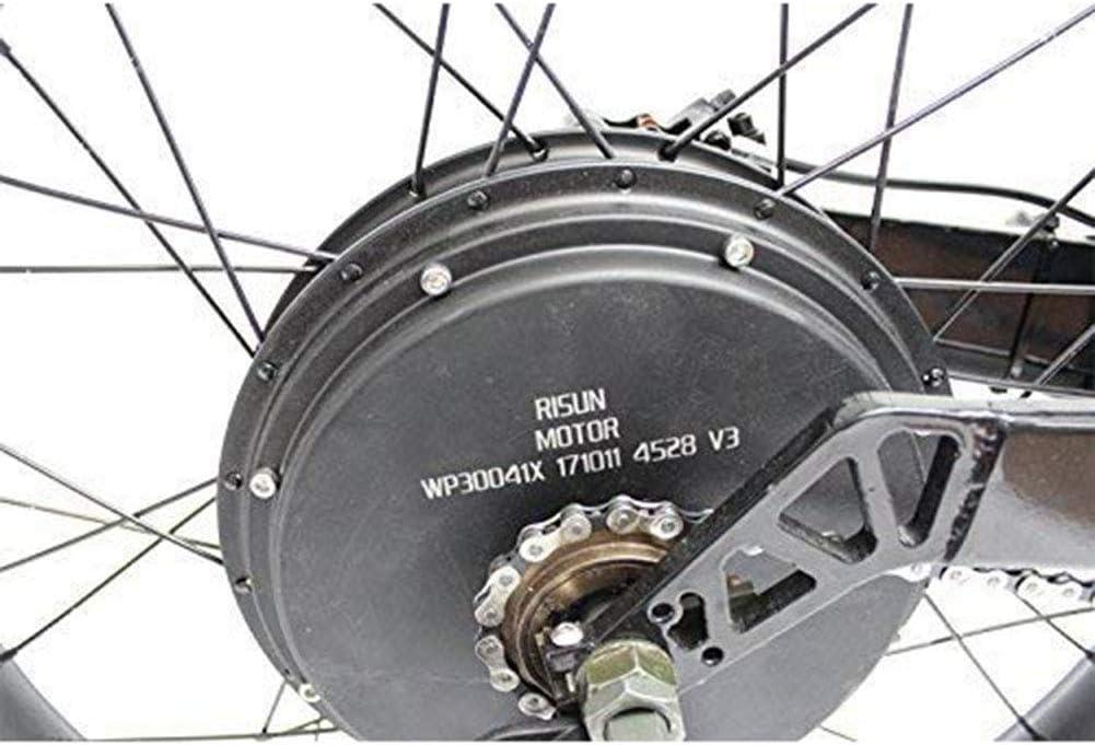 LPsweet 72V-1 3000WFC Delantera Y Trasera Amortiguador Soft Tail ...