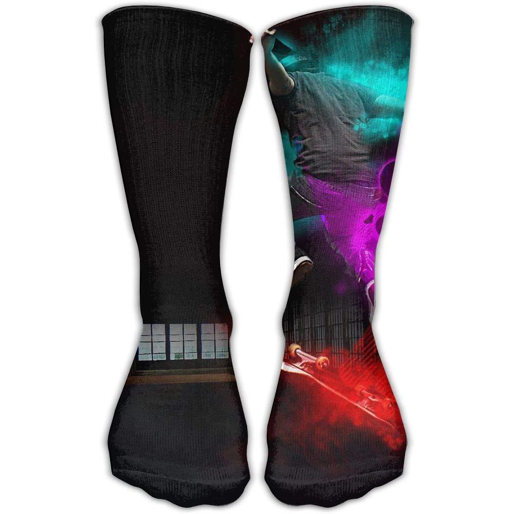Protect Wrist For Cycling Moisture Control Elastic Sock Tube Socks Jumping Skate Skateboard Athletic Soccer Socks