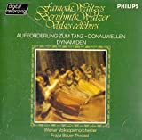 Famous Waltzes. Franz-bauer-theussl. Orchestra of Vienna Volksoper (Philips)