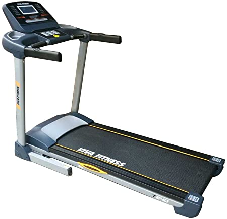 Viva Fitness T-240 Motorized Treadmill Treadmills at amazon
