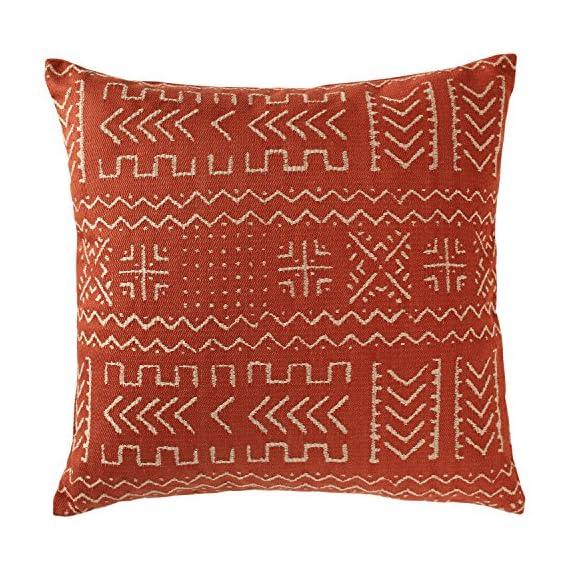 Rivet Mudcloth-Inspired Pillow -  - living-room-soft-furnishings, living-room, decorative-pillows - 613i1kxTrbL. SS570  -